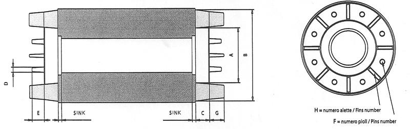 Rotori pressofusi C.R. Spa